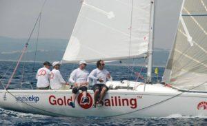 Gold Sailing