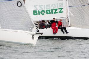 foto archivo biobizz ganador en la clase J 80