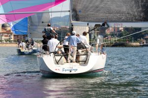 foto symphony y tana_barcos vizcainos