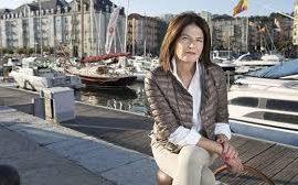 Charla Julia Casanova, candidata presidencia RFEV