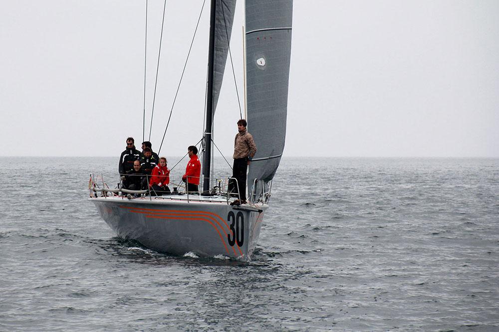 'Ashandar WOP' y 'Nexus', ganan la tercera regata del IV Trofeo El Correo en el Abra