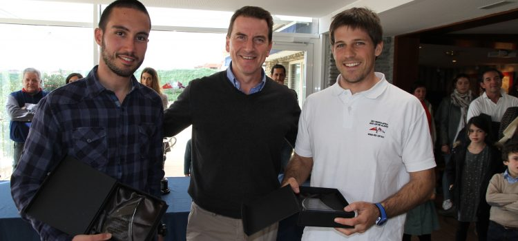 Amadeo Torrens e Imanol Elorrieta, entre los mejores del Campeonato de España de Snipe