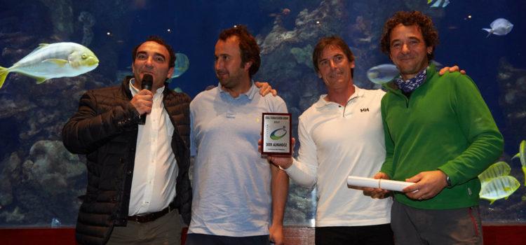 Premio para Iker Almandoz