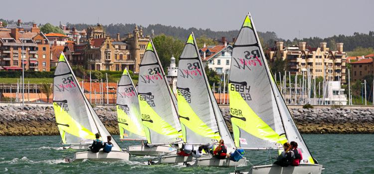 150 regatistas disfrutan en el XVII Trofeo José Luis Azqueta-Wor 60