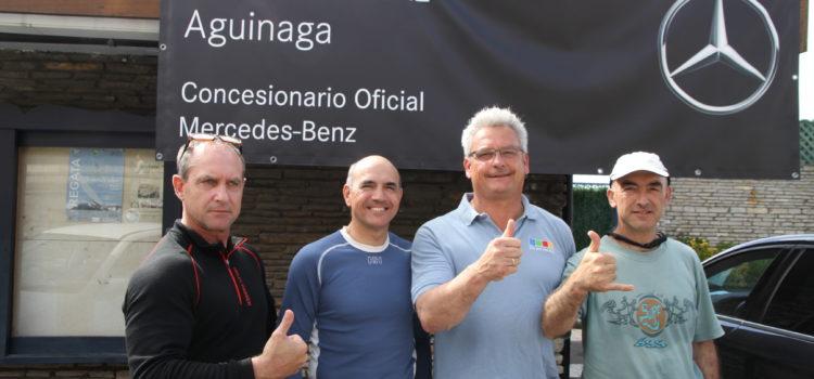 XXXIII CAMPEONATO DE BIZKAIA J 80- II COPA MERCEDES-BENZ AGUINAGA