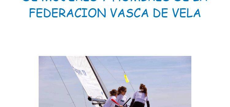 Plan de Igualdad de la Federación Vasca de Vela.