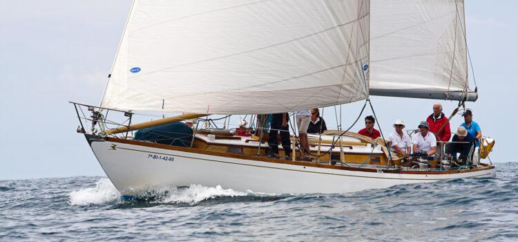 La Copa Gitana de barcos clásicos y de época vuelve al Abra