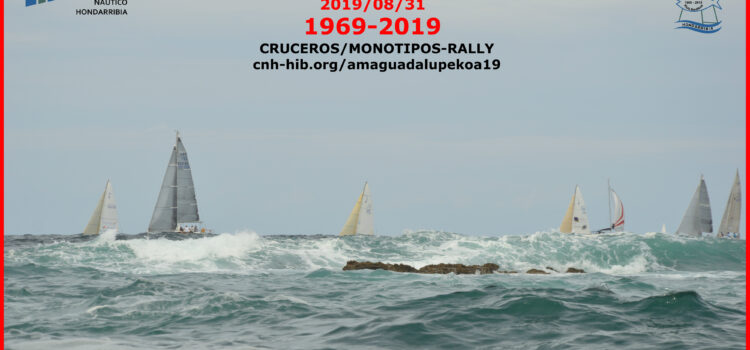 38ª Regata Ama Guadalupekoa de Cruceros – Anuncio de Regatas e Inscripciones