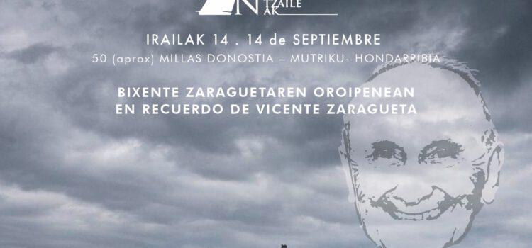 X Regata Vuelta a Gipuzkoa en recuerdo a Vicente Zaragueta.Campeonato Gipuzkoa de Solitarios y A2