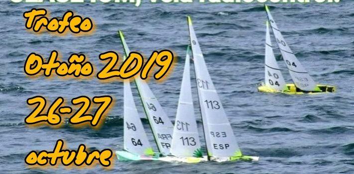 Trofeo Otoño Liga Vasca IOM  26 y 27 de Octubre