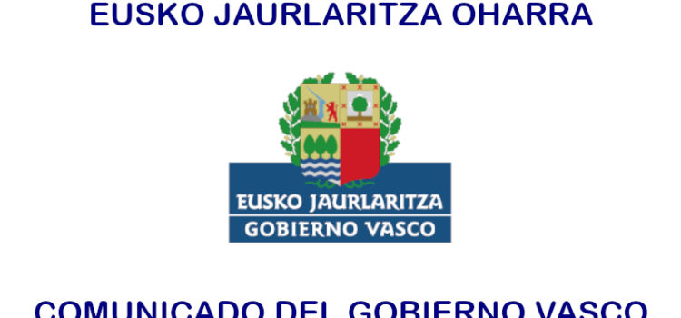 Actividad Deportiva tras el Decreto 26/10/2020 del Lehendakari