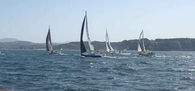 Campeonato de Euskadi de Navegantes Solitarios y A Dos 2020 Getxo-Hondarribia 8 y 9 Agosto 2020