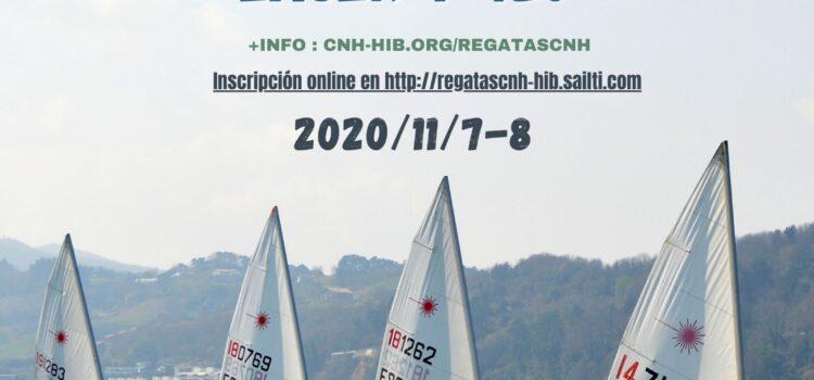 39 REGATA AMA GUADALUPEKOA DE VELA LIGERA  CLASIFICATORIA LIGA VASCA 2020/2021