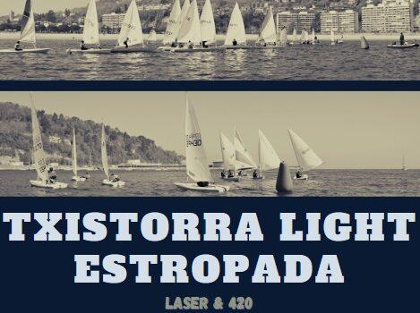 REGATA TXISTORRA LIGHT 2020 19 y 20 de Diciembre de 2020
